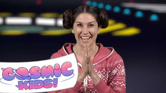 Star Wars | A Cosmic Kids yoga adventure!