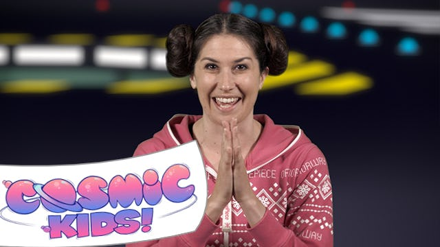 Star Wars | A Cosmic Kids yoga adventure!