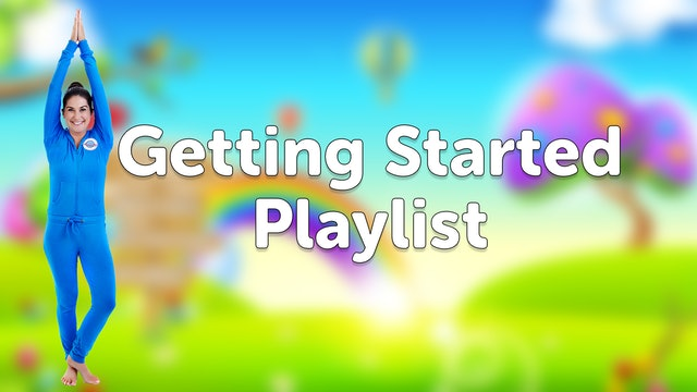 Getting Started Playlist
