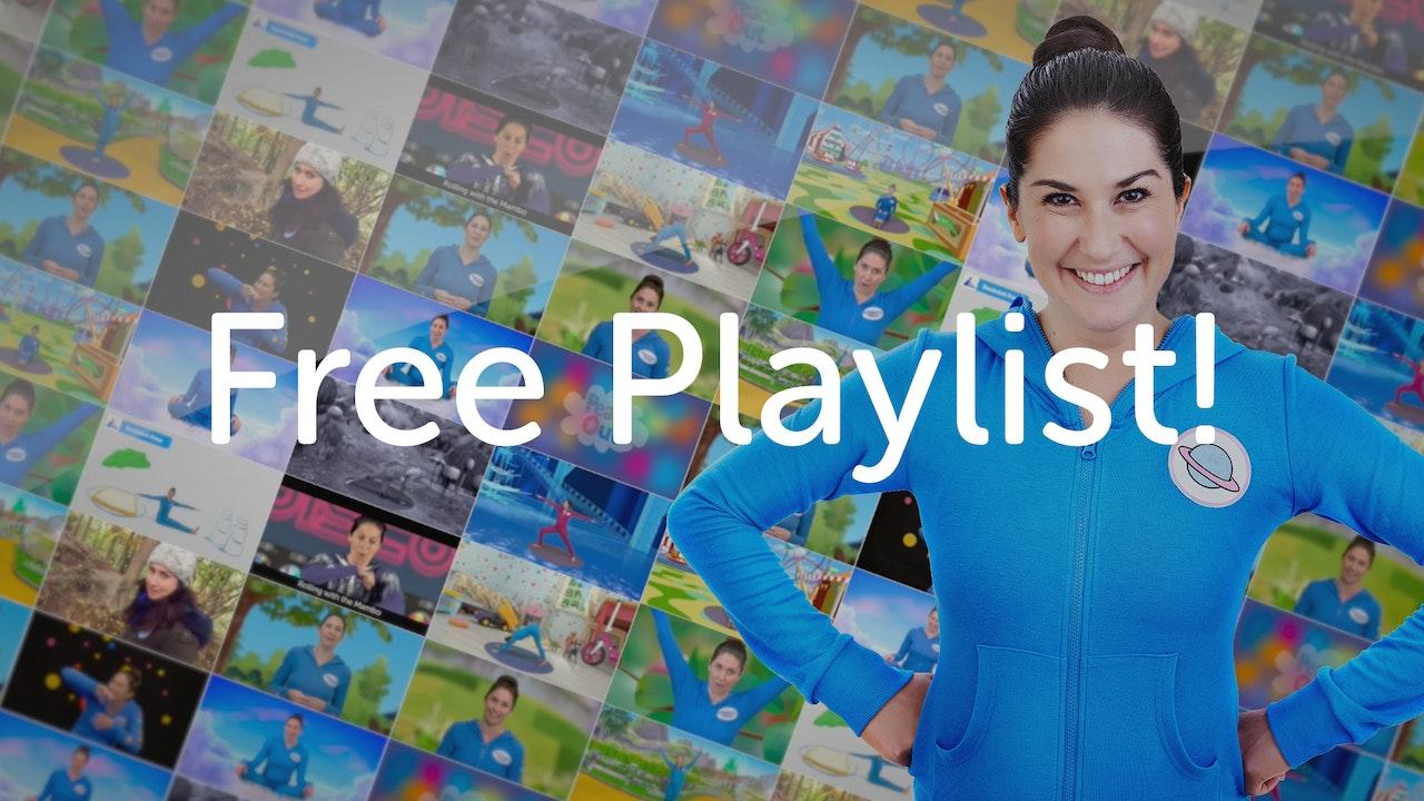 FREE PLAYLIST!