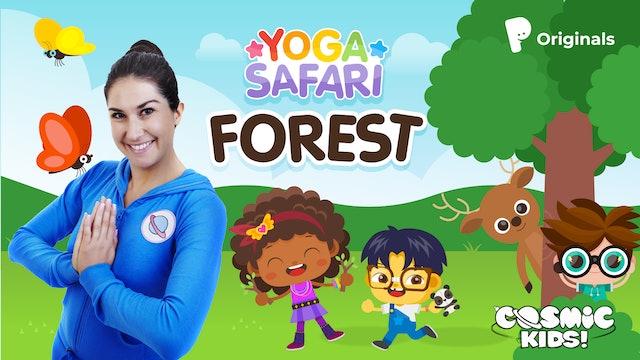 Yoga Safari | 4. Forest