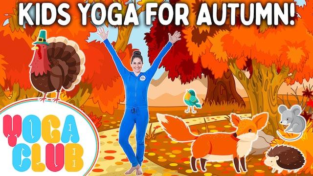 YOGA CLUB! (Week 63) 🍂 Autumn Is Here!
