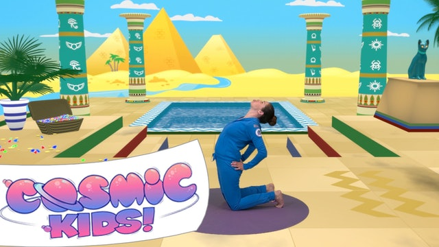 Alan the Camel | A Cosmic Kids Yoga Adventure!