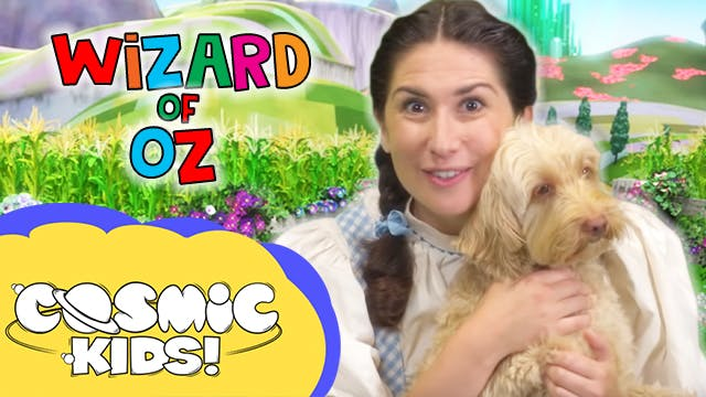 Saturday Morning Yoga! | The Wizard o...