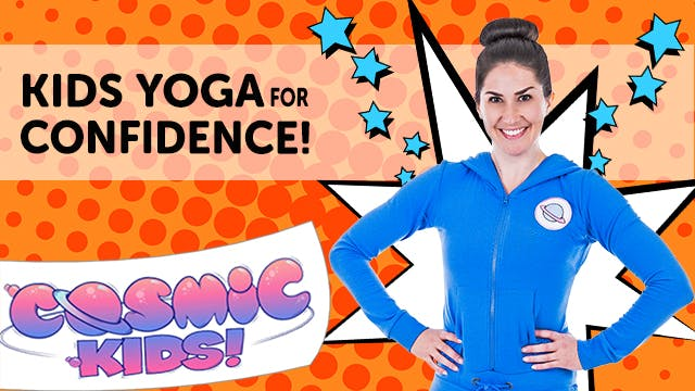 Kids Yoga for Building Confidence!