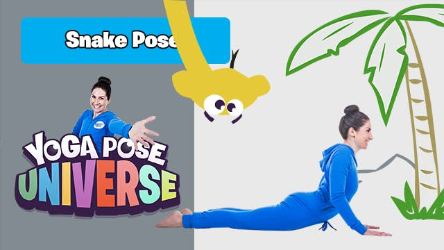 Snake Pose | Yoga Pose Universe