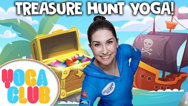 YOGA CLUB! (Week 52) Treasure Hunt Yo...