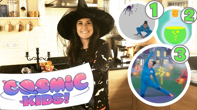 Jaime's Yoga Mix | Halloween Edition!
