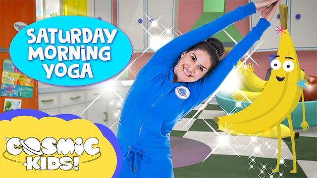 Saturday Morning Yoga! | Making Wishes ✨