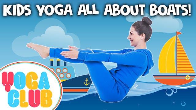 YOGA CLUB! Week 26 - Kids Yoga About ...