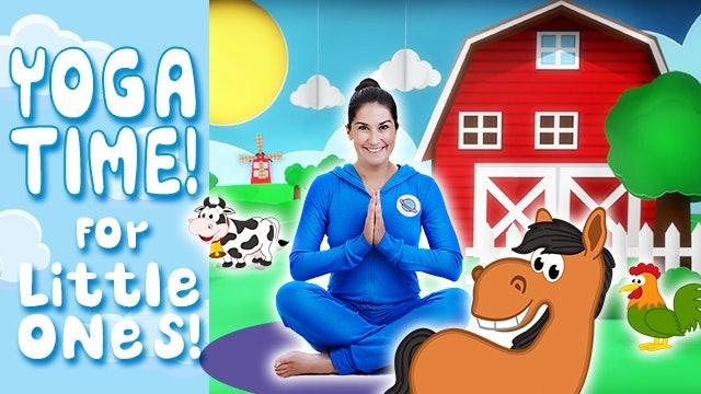 Yoga Time! | On The Farm