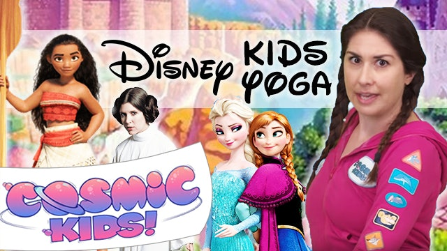 Disney Kids Yoga