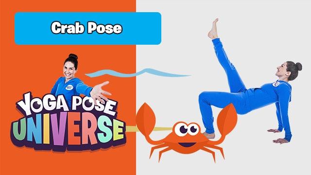 Crab Pose | Yoga Pose Universe