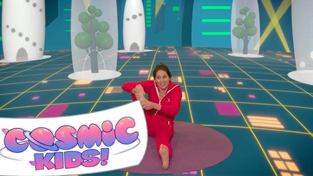 Spartz 24 - Robodog of the future   A Cosmic Kids yoga adventure!