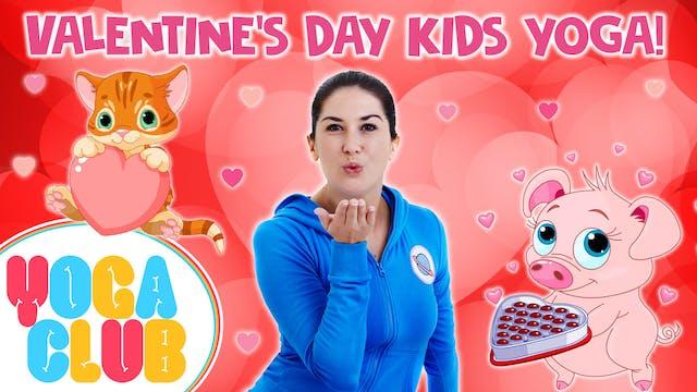 YOGA CLUB! Week 27 - Valentine's Day 💘