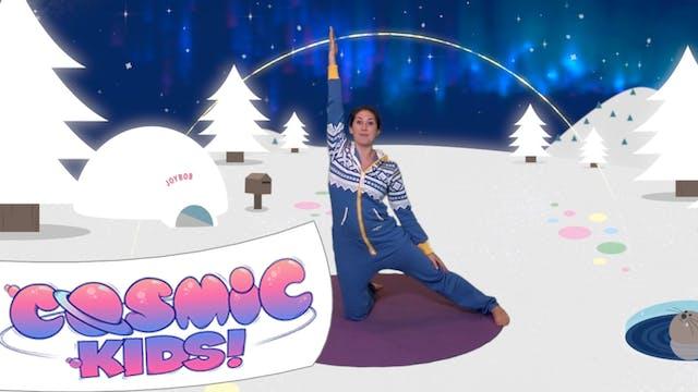 Joybob the Polar Bear | A Cosmic Kids...