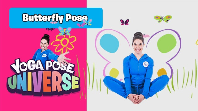 Butterfly Pose | Yoga Pose Universe