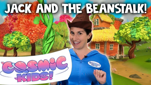 Jack And The Beanstalk 🌱 | A Cosmic K...