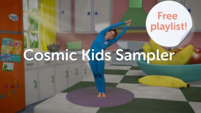 Cosmic Kids Sampler