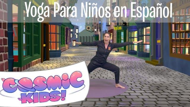 Harry Potter Yoga Para Niños en Españ...