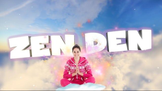 Zen Den playlist (mindfulness for kids)