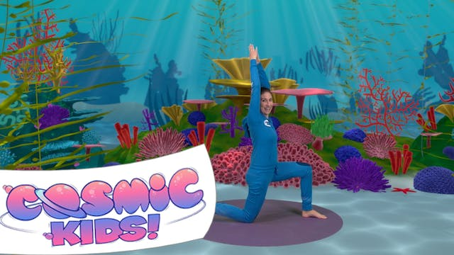 Norris the Baby Seahorse | A Cosmic K...
