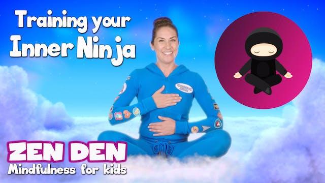 Inner Ninja (app exclusive) | Zen Den