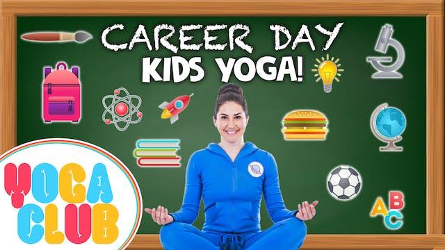 YOGA CLUB! Week 24 -  Yoga To Inspire! ⭐