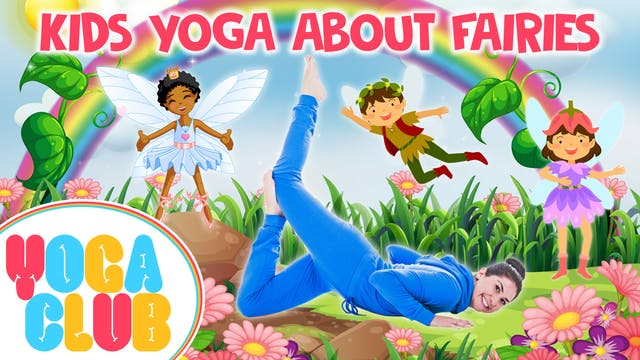 YOGA CLUB! Week 39 - Kids Yoga About ...