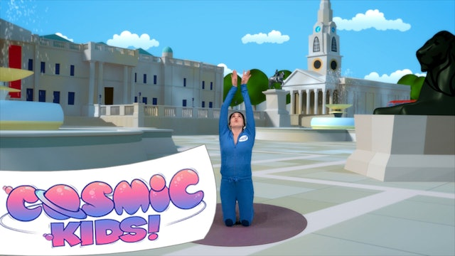 Nelson the Pigeon | A Cosmic Kids Yoga Adventure!