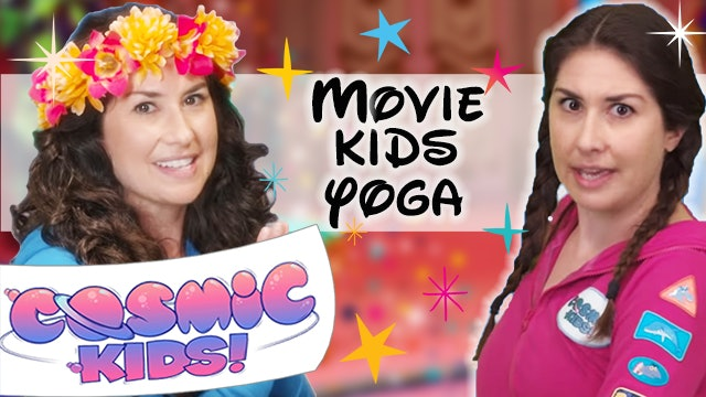 Movie Kids Yoga