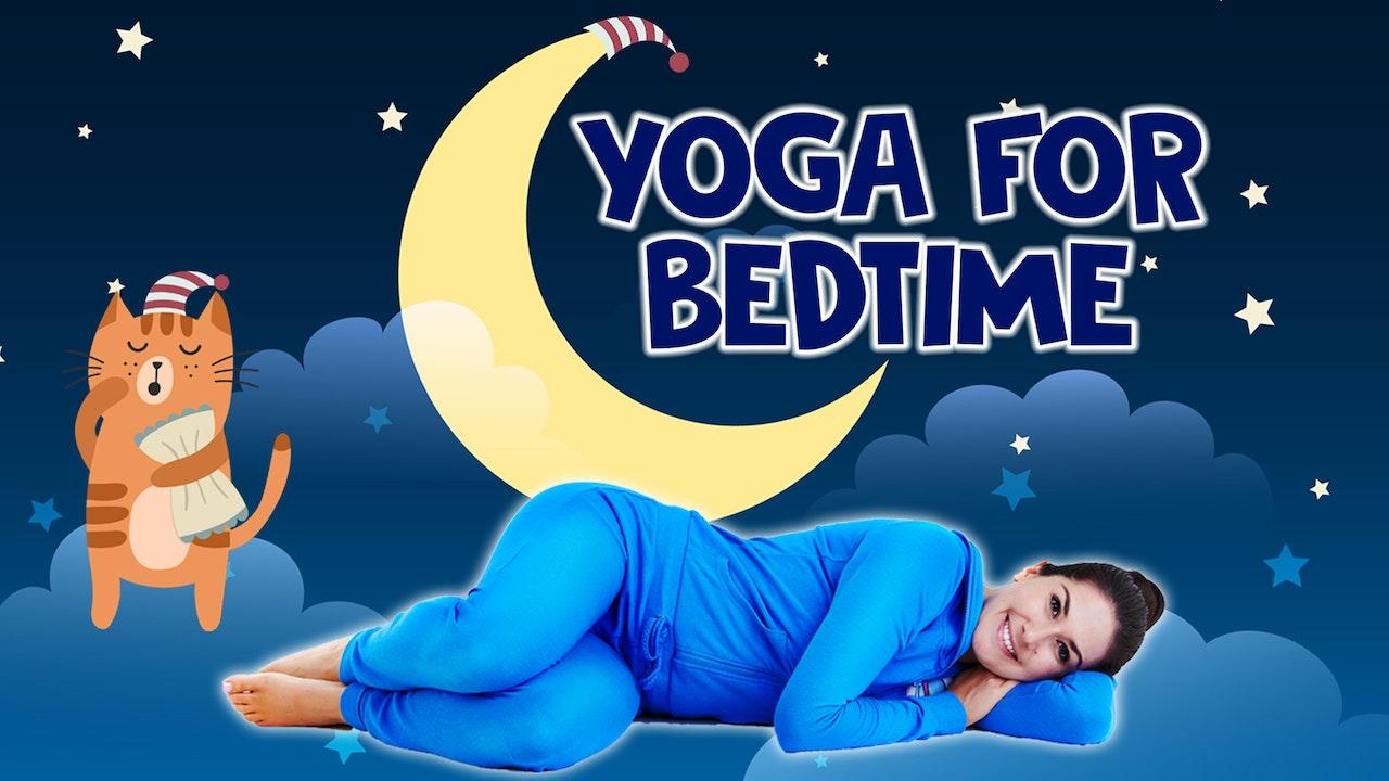 Yoga for Bedtime 🌙💤