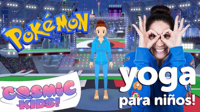 Pokémon | Una aventura de Cosmic Kids Yoga