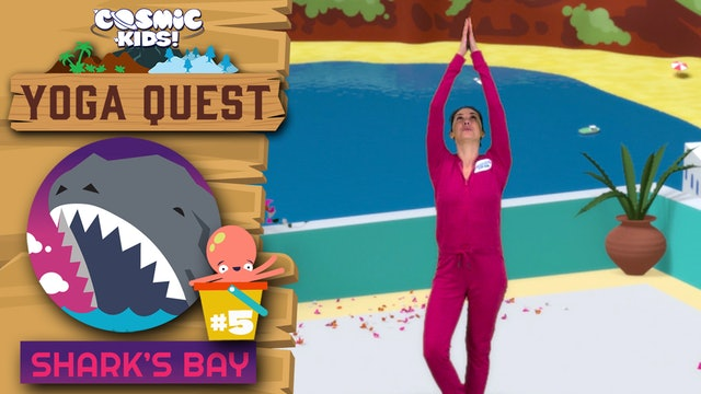 Nibs the Octopus | A Cosmic Kids Yoga Adventure!