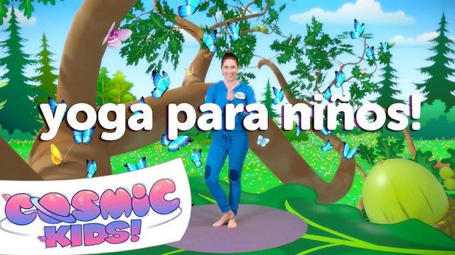 La Oruga Muy Hambrienta | Una aventura de Cosmic Kids Yoga!