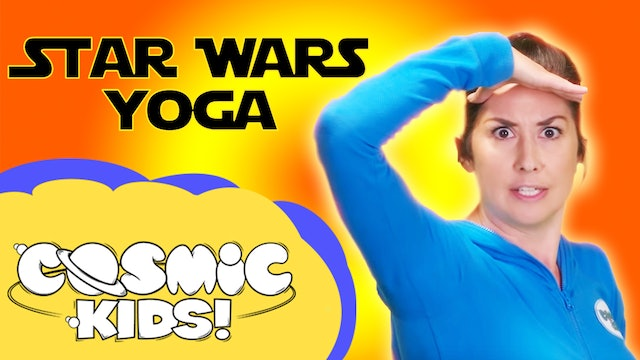 Saturday Morning Yoga | The Force Awakens 🚀