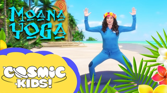 Saturday Morning Yoga | Moana