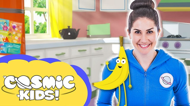 Saturday Morning Yoga! | Betsy the Banana
