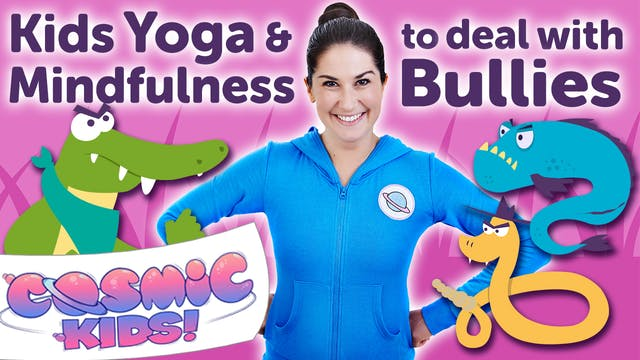 Kids Yoga and Mindfulness to deal wit...
