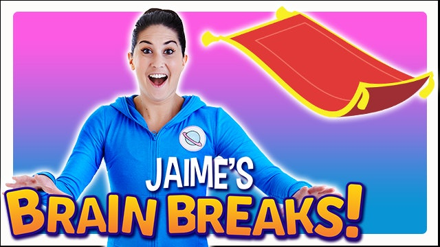 Jaime's Brain Breaks | 2. Magic Carpet Ride