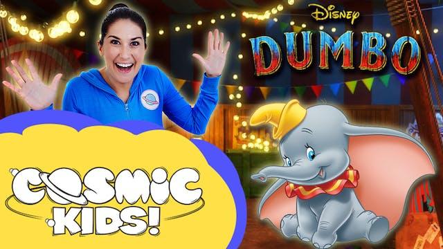 Saturday Morning Yoga | Dumbo 🐘🎪🐭✨