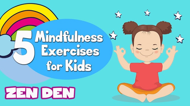 5 MindfulnessExercises for Kids