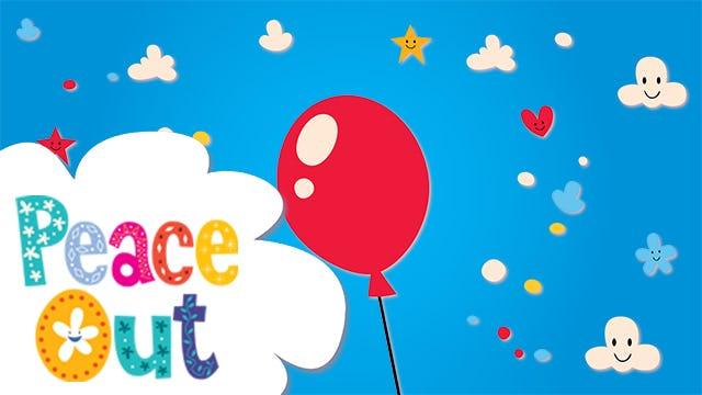 Peace Out | 1. Balloon
