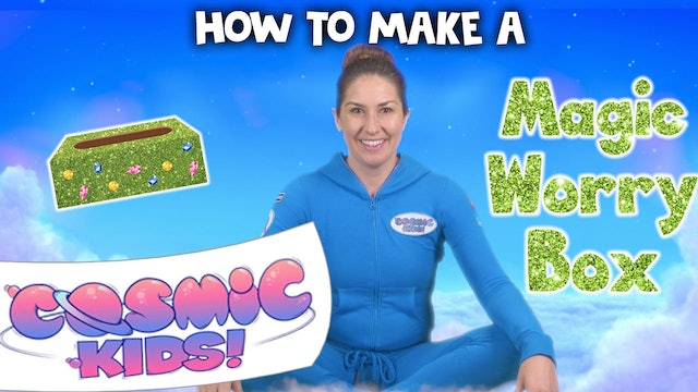 How To Make A Magic Worry Box (app exclusive)