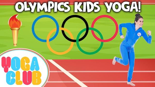 YOGA CLUB! (Week 51) Tokyo 2020 Olympics! 🥇
