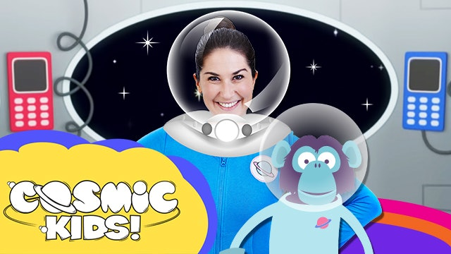 Saturday Morning Yoga! | Mike Cosmic Space Monkey