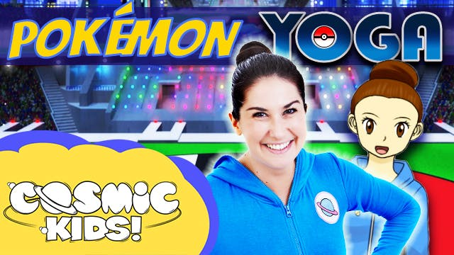 Saturday Morning Yoga |  Pokemon Yoga!