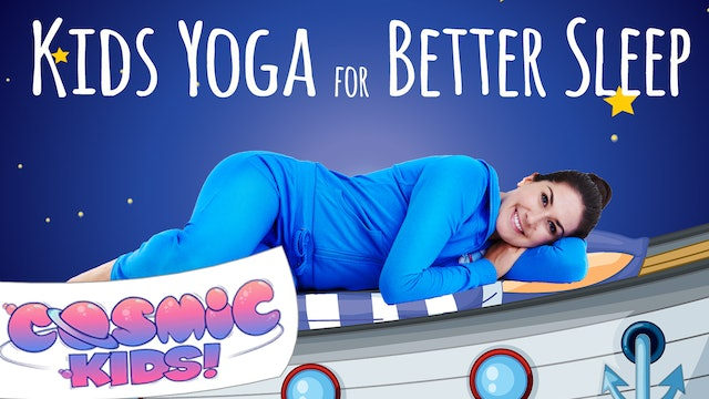 Kids Yoga for Better Sleep 😴💤💤