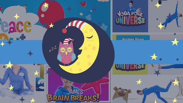 Cosmic Kids Evening Compilation 1 (25 minutes)