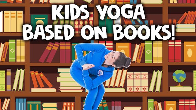 Playlist Of The Month: Yoga Based On Books! 📚